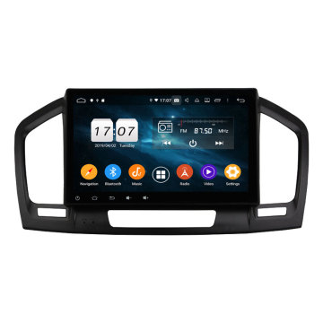 Insigina 2009-2012 android 9.0 car audio