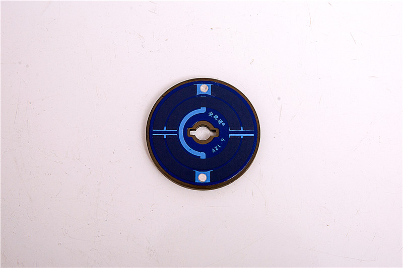 100w 12v thick film heating plate