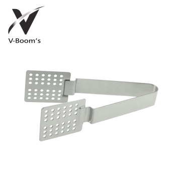 Stainless Steel Strainer Tong For Tea Food