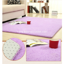 100% Polyester Silk Carpet