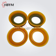 Top for Concrete Pump Sliding Valve IHI Concrete Pump Spare Parts Rubber Piston export to India Manufacturer