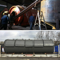 high tech pyrolysis machines