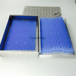 Short Lead Time for for Sterilization Box,Surgical Sterilization Box,Orthopedic Sterilization Box Wholesale from China Orthopedic Aluminium surgery sterilize box sterilization box supply to Seychelles Factory