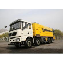 Chinese slurry paver truck surfacing for sale