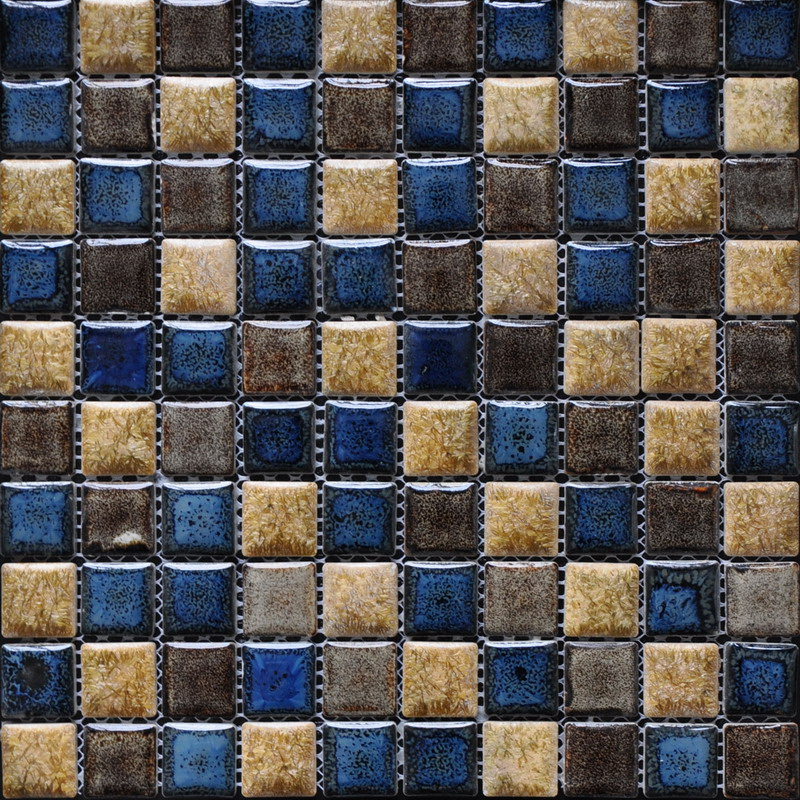 Classic Transforming Glazed Ceramic Mosaic