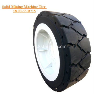 Machines pour le transport des mines solides Tire 18.00-33 R715