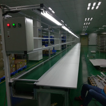 Good Quality for Belt Conveyor Systems Mobile Assembly Line Conveyor System With Working Table export to India Supplier