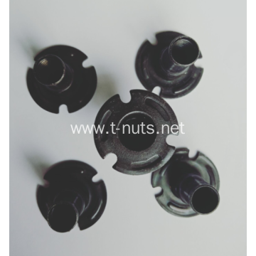 Special Disc Carbon Steel Tray Nuts