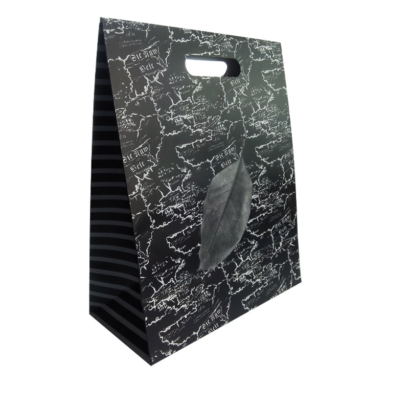 Wholesale Private Logo Elegant Wood-Free Paper Bag