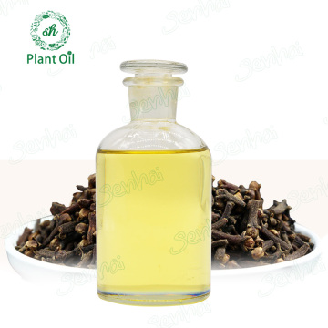 Factory Wholesale Essential Food Grade Natural Clove Oil