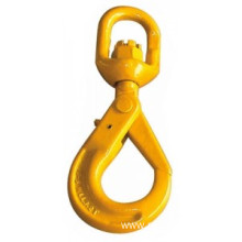 High Quality for Binders Rigging Hardware Yellow Powder Eye Shorting Hook export to Armenia Importers
