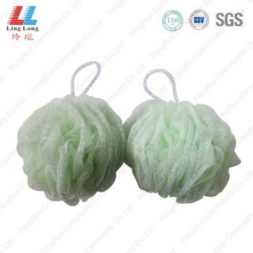 Lively luxury mesh lace bath ball