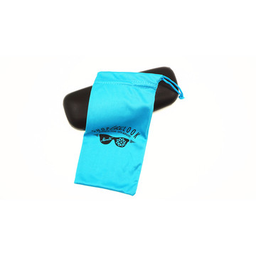 good quality silk screen printing w drawstring pouch