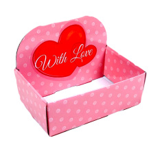 Beauty Design Paper Display Box for Products Show