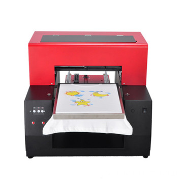 A4 Full Color T Shirt Printing Machine