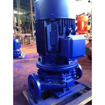 IHGB vertical explosion-proof pipeline centrifugal pump