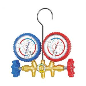 Special Price for Ac Manifold Gauges Brass manifold gauge set CT-536A export to Mozambique Suppliers