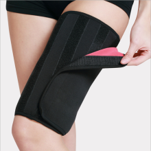 Factory making for Thigh Pads Sports Shaping Thigh Guard export to Italy Factories