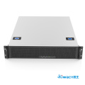 Non-linear editing server chassis