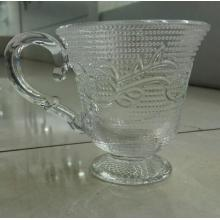 Cheap for Glass Coffee Mug Lead Free Crystal Glass Coffee Cup export to Egypt Manufacturers