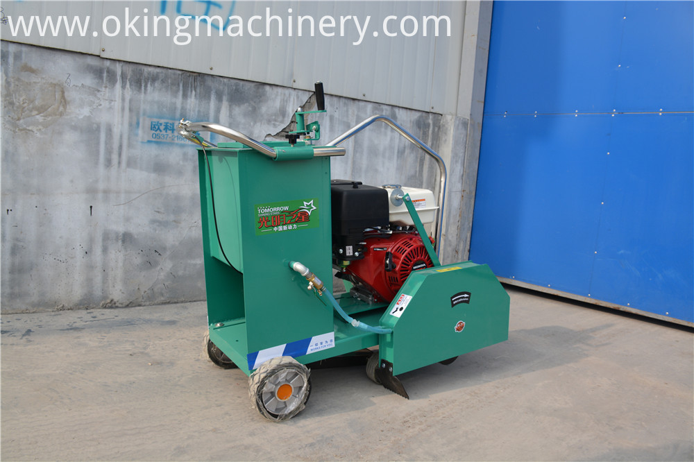 Asphalt Concrete Saw Cutting Machine
