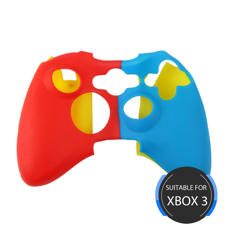 Water Transfer Printing Xbox 360 Controller Silicone Case