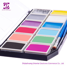 Best Quality Water Based Vibrant Color Face Paint