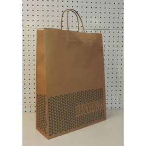 brown kraft paper bag-brickfields