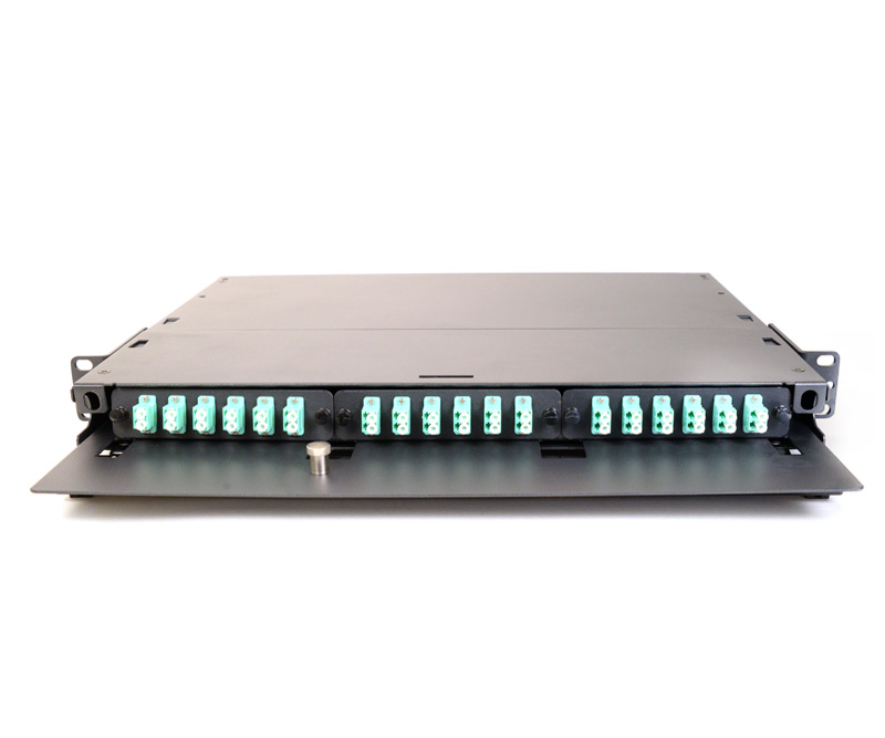 Pre Terminated Fiber Patch Panel