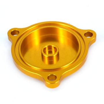 CNC Brass Motorcycle Engine Machining Parts