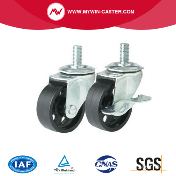 "2.5"" Light-duty Industrial Cast Iron Castor Wheels"