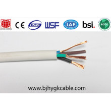 RV-K cable 0.6/1 kv Flexible copper conductor/XLPE/PVC