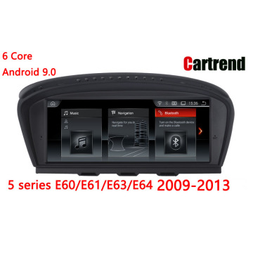5 jerin E60 / E61 / E63 / E64 Head Unit Display