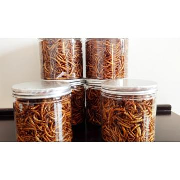 good protein dried mealworm