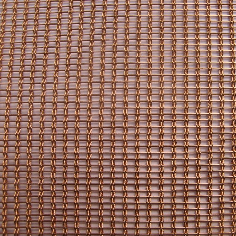 copper decorative wire mesh 2
