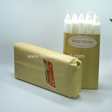 Source Factory Bulk White Stick Candles