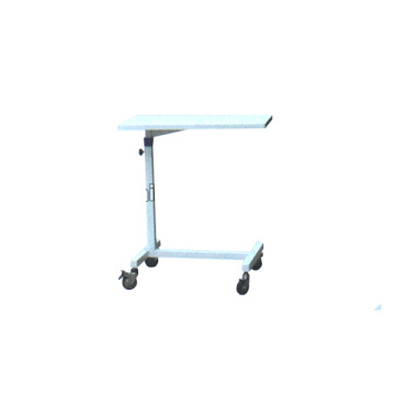 Hospital mobile dining table
