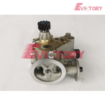 PERKINS parts 404C water pump 404C oil pump