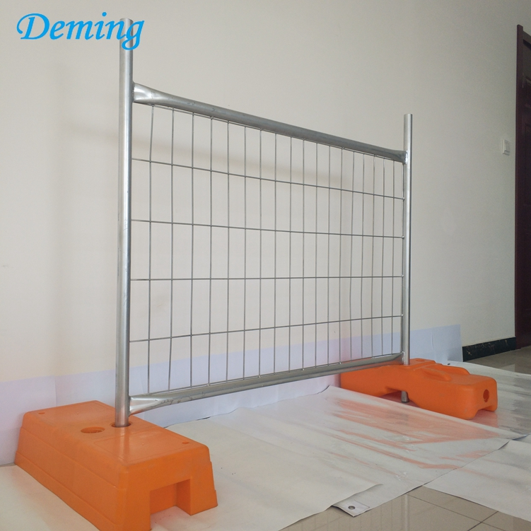 Cheap price mobile temporary fence panels hot sale