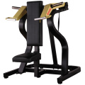 Seated Shoulder Press Free Weight Gym Equipment
