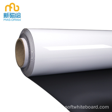 Roll Up Dry Erase Whiteboard Magnetic Sheet