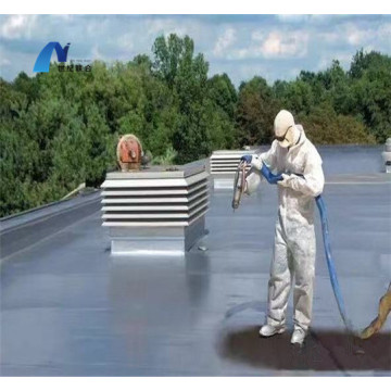 Safety And Environmentally Spraying Polyurea SPUA-90 AB  Courts Sports Surface Flooring Athletic Running Track