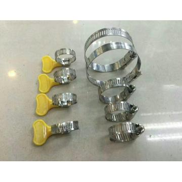 Fast Delivery for Hose Clamp American hose clamp export to Indonesia Factory
