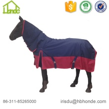 Good quality 100% for Waterproof Polyester Horse Rug 1200d waterproof winter horse rug supply to United States Minor Outlying Islands Exporter