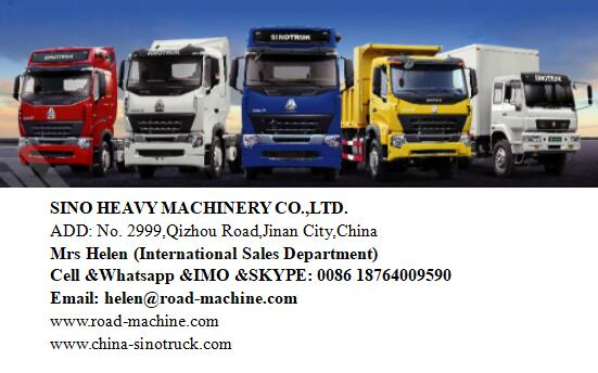 Dust Collection Truck for Cambodia