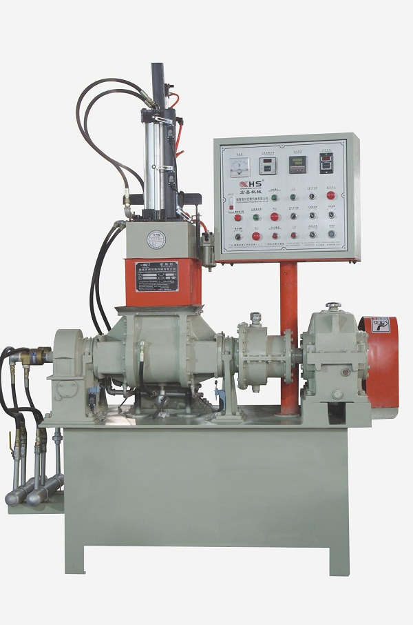 Rubber Plastic Internal Kneader Mixer Machine3