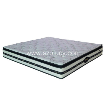 Factory best selling for Coconut Coir Mattress Ventilation fiber and spring mattress export to United States Exporter