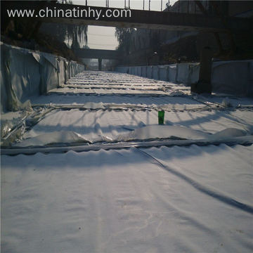 HDPE Geomembrane Circular Tanks for Aquaculture