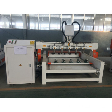 wood stair round woodworking cnc router machine