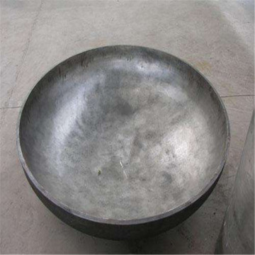 carbon steel hemispherical elliptical head